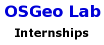 OSGeo Lab internships