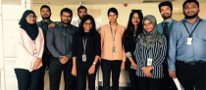 Current Student's Internship at Maldives Monetary Authority