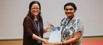Bioscience Student Wins Best Poster Award at the Monash Science Symposium