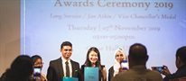 Prize Giving Ceremony celebrates staff and students