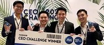 Malaysia Business School students emerge national champions at P&G CEO Challenge 2020
