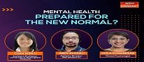 Academic at University of Nottingham Malaysia, discusses mental health during Covid-19 on TV show