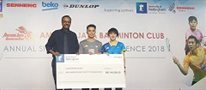 University of Nottingham offers scholarships to badminton star