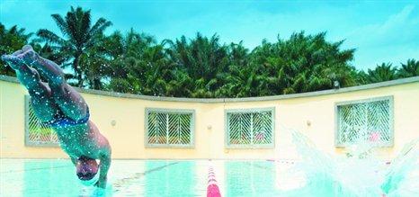 Swimming Pool The University Of Nottingham Malaysia Campus