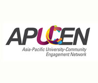 Asia-Pacific University-Community Engagement Network logo