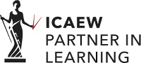 ICAEW Partner in Learning logo